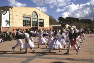 Tornaveu - Imatge del Ball de Gitanes de Llinars del Vallès